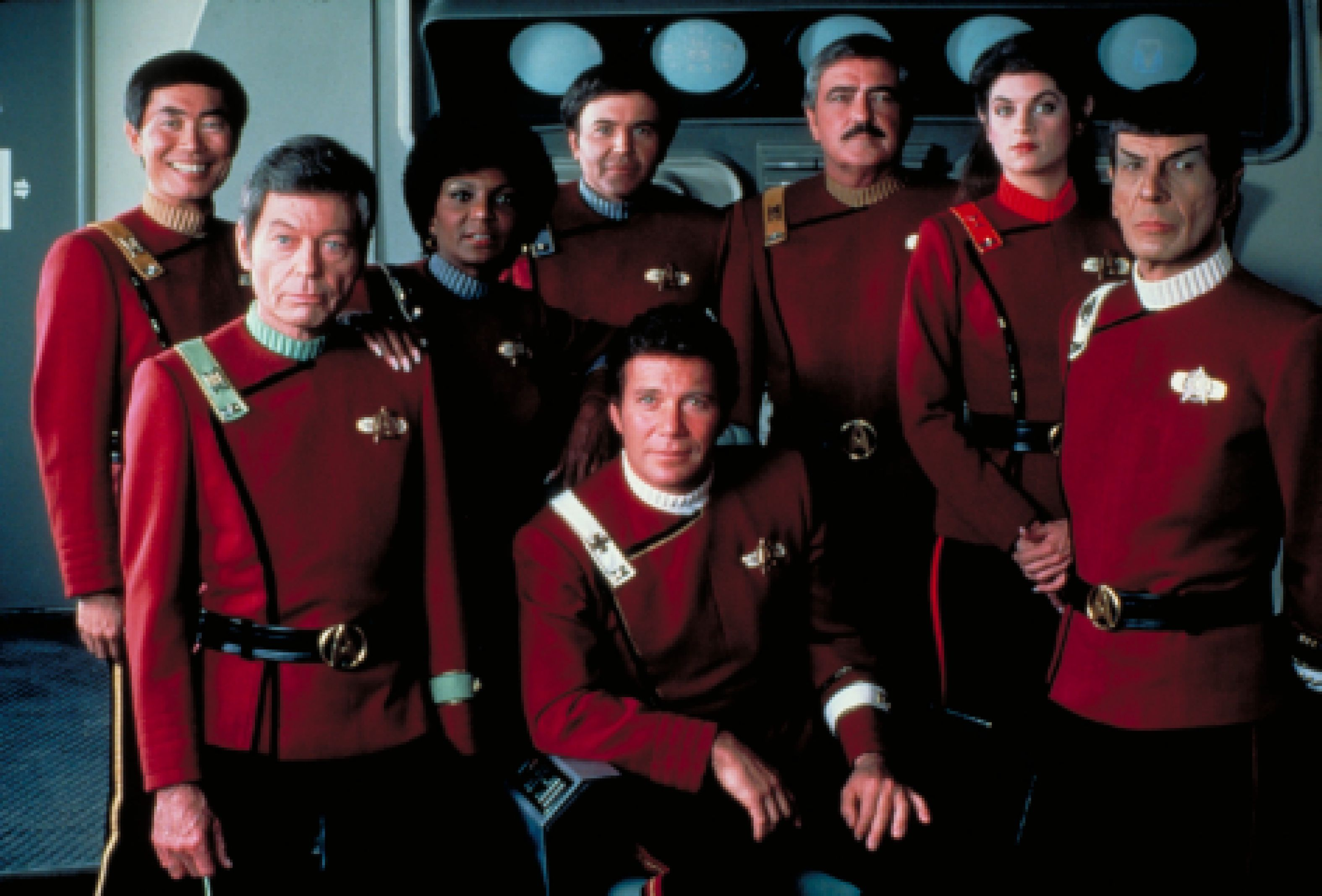 William Shatner On Making Star Trek Ii The Wrath Of Khan Collider