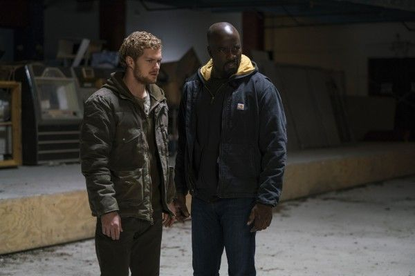 the-defenders-finn-jones-mike-colter-social