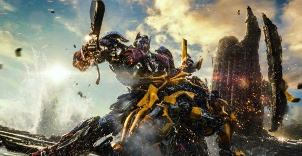 Transformers Reboot for the Live-Action Cinematic Universe