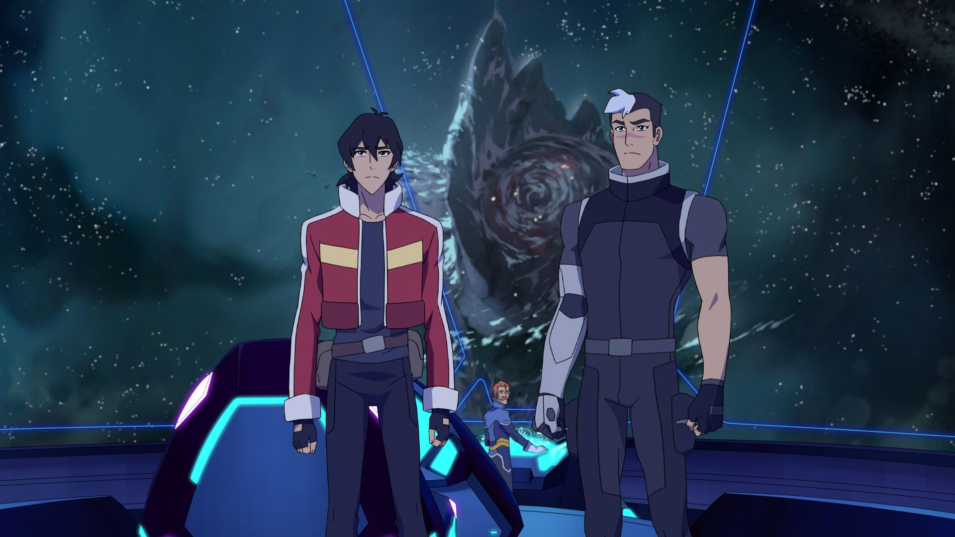 Voltron Season 7 Episode 1 Focuses On The Shiro Keith Relationship