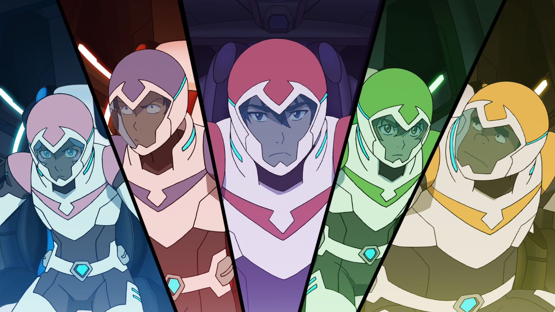 This is a picture of Satisfactory Images of Voltron