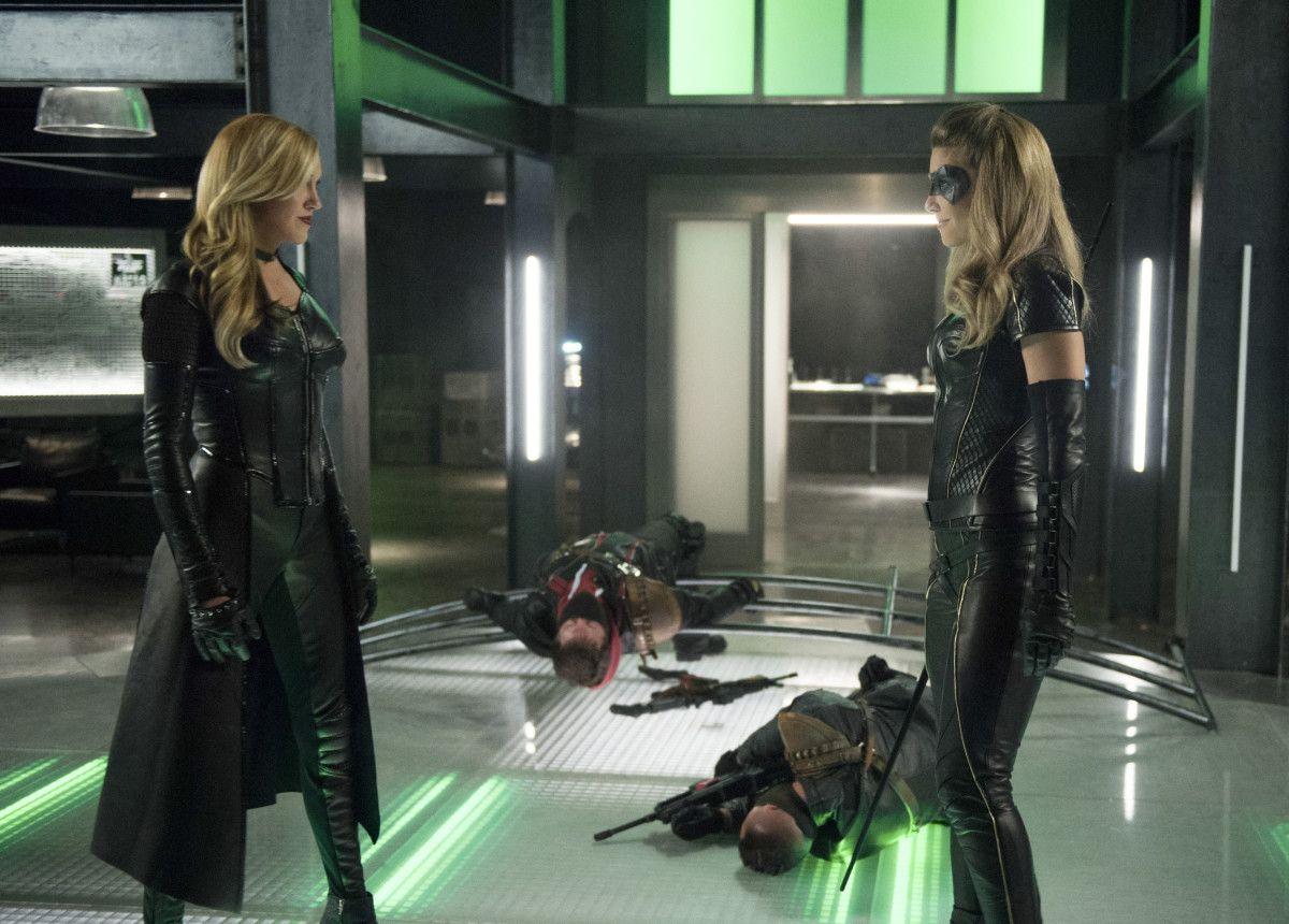 Arrow Staffel 4 Release
