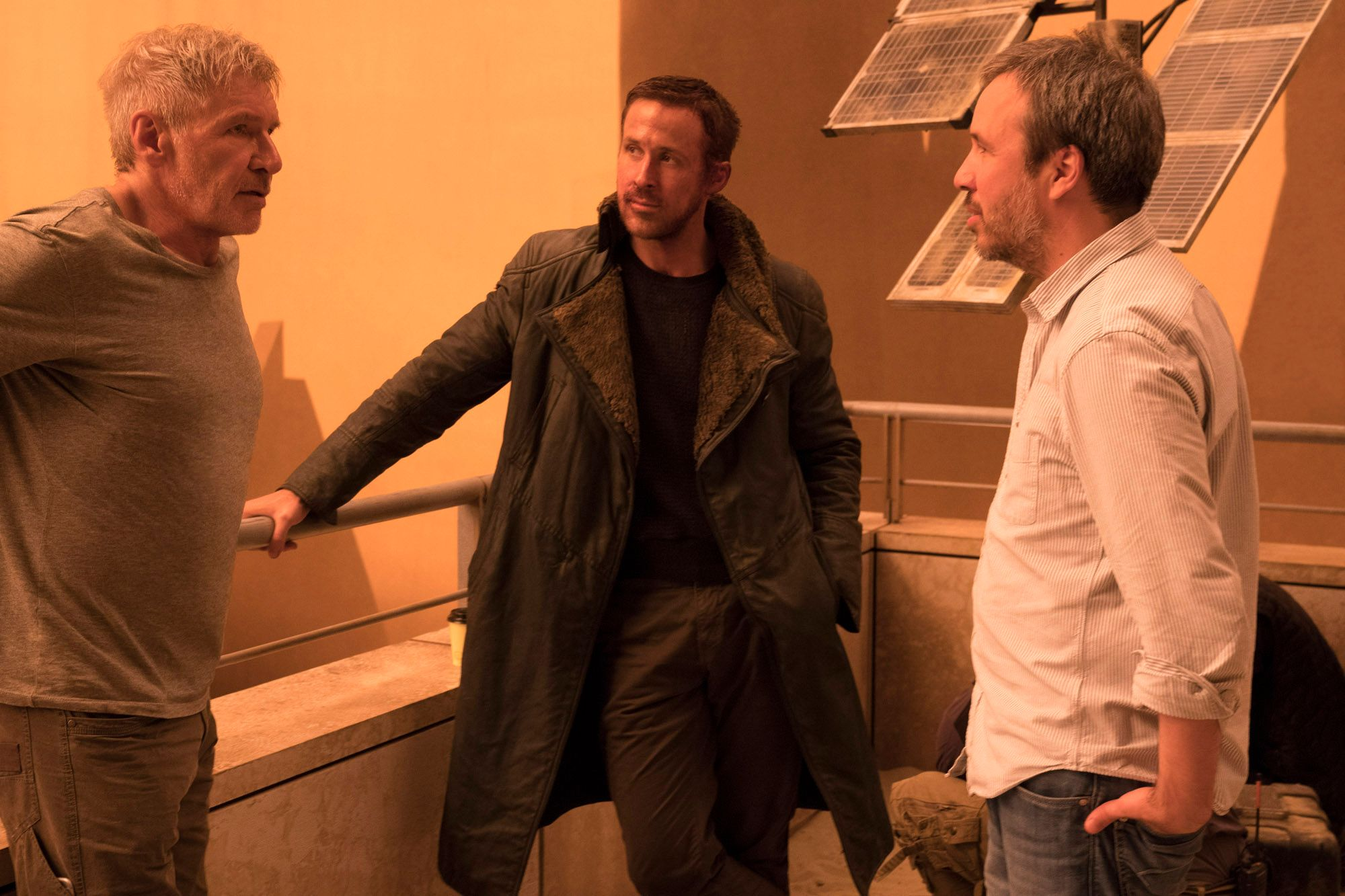 Rian Johnson & Denis Villeneuve Talk 'Blade Runner 2049' in Spoiler-Filled Conversation