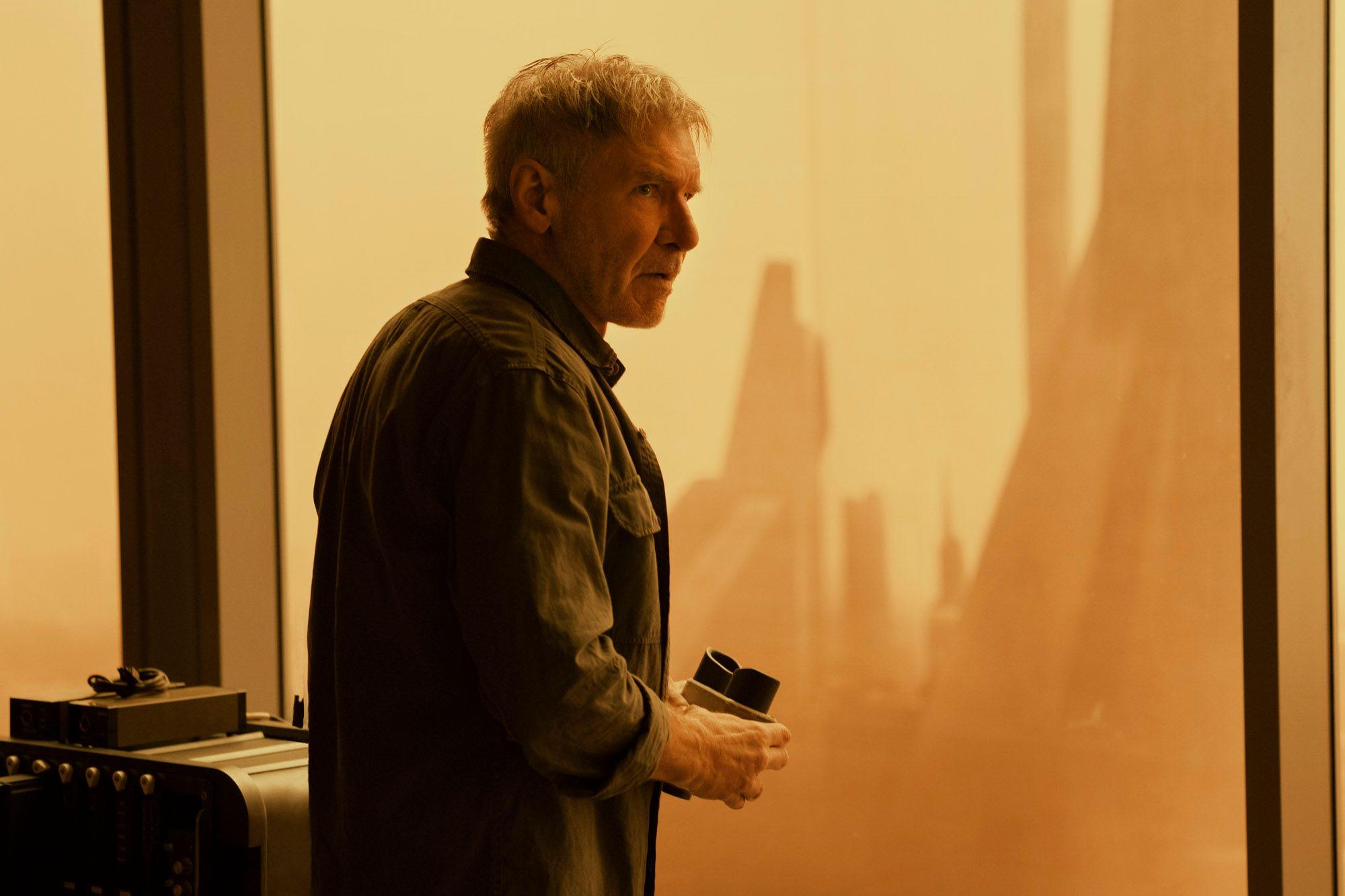 Blade Runner 2049 Ending Explained - The Power of Choice ... - photo#42
