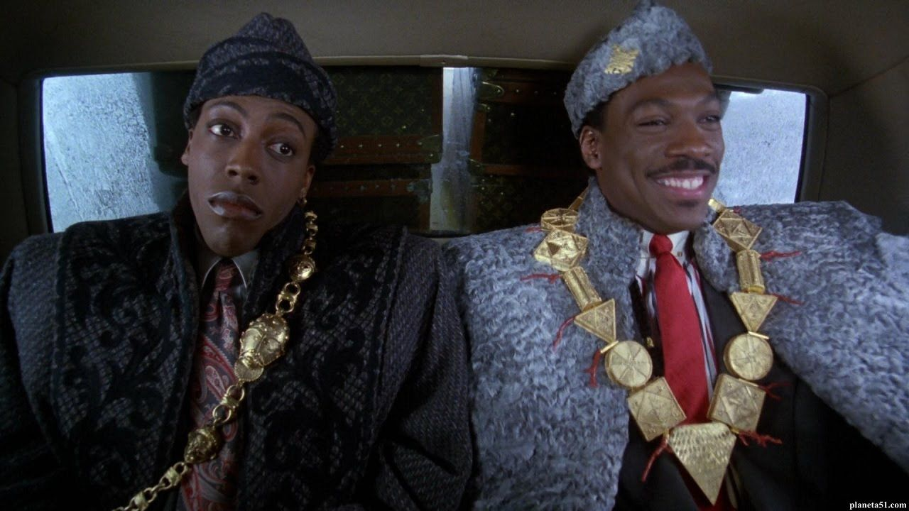 'Coming to America' 2 gets 2020 release date