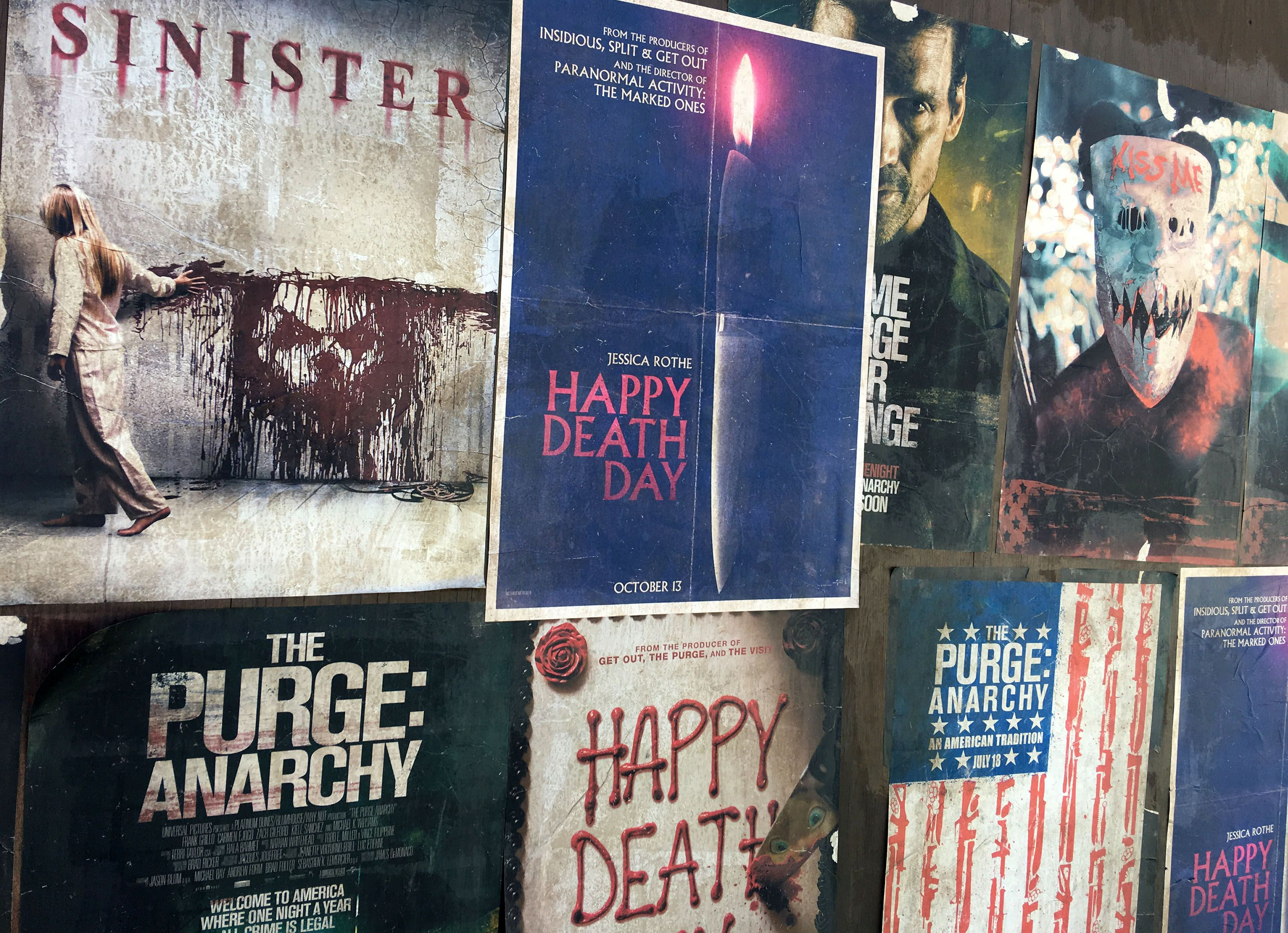 Halloween Horror Nights: Horrors of Blumhouse Maze Details, Images