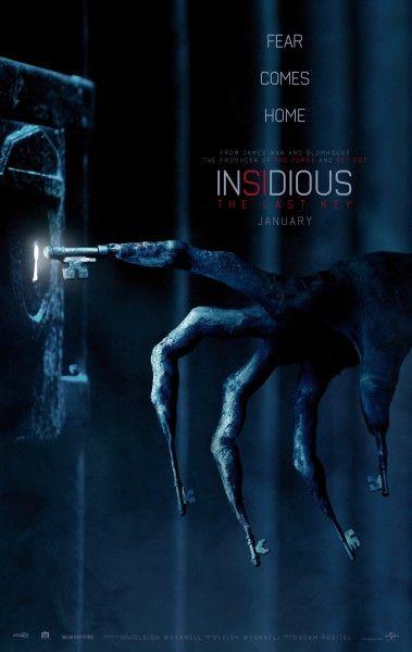 insidious-4-the-last-key-poster