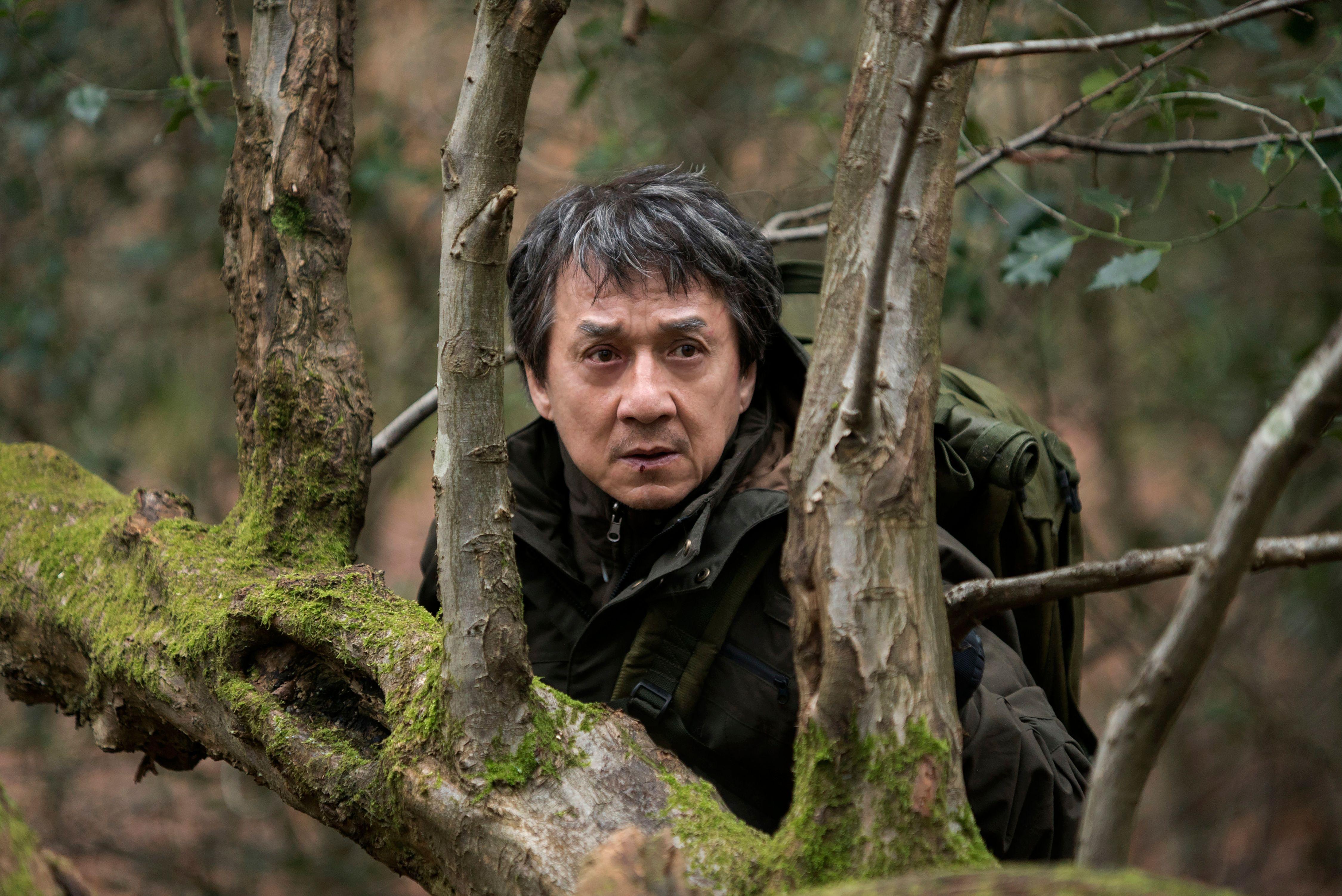 The Foreigner Jackie Chan Deutsch