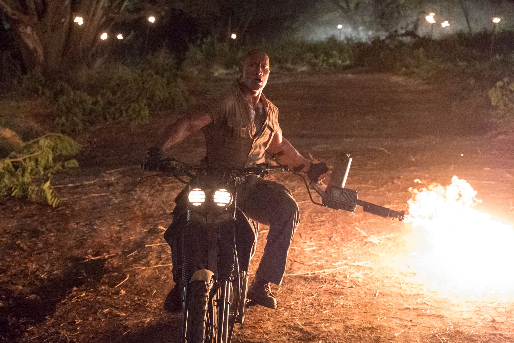 Dwayne Johnson On Jumanji 2 And Reteaming With Kevin Hart