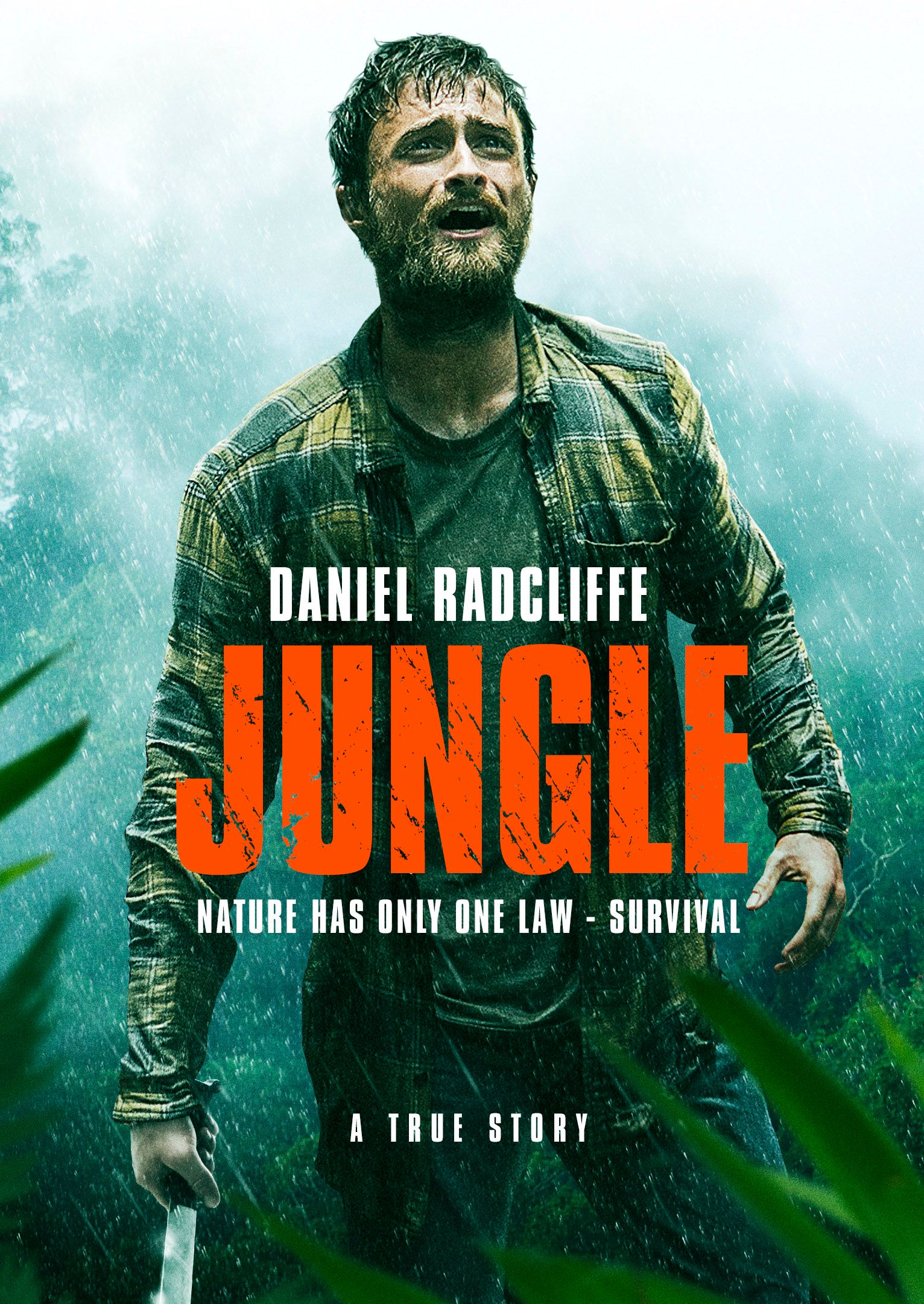 Jungle Daniel Radcliffe