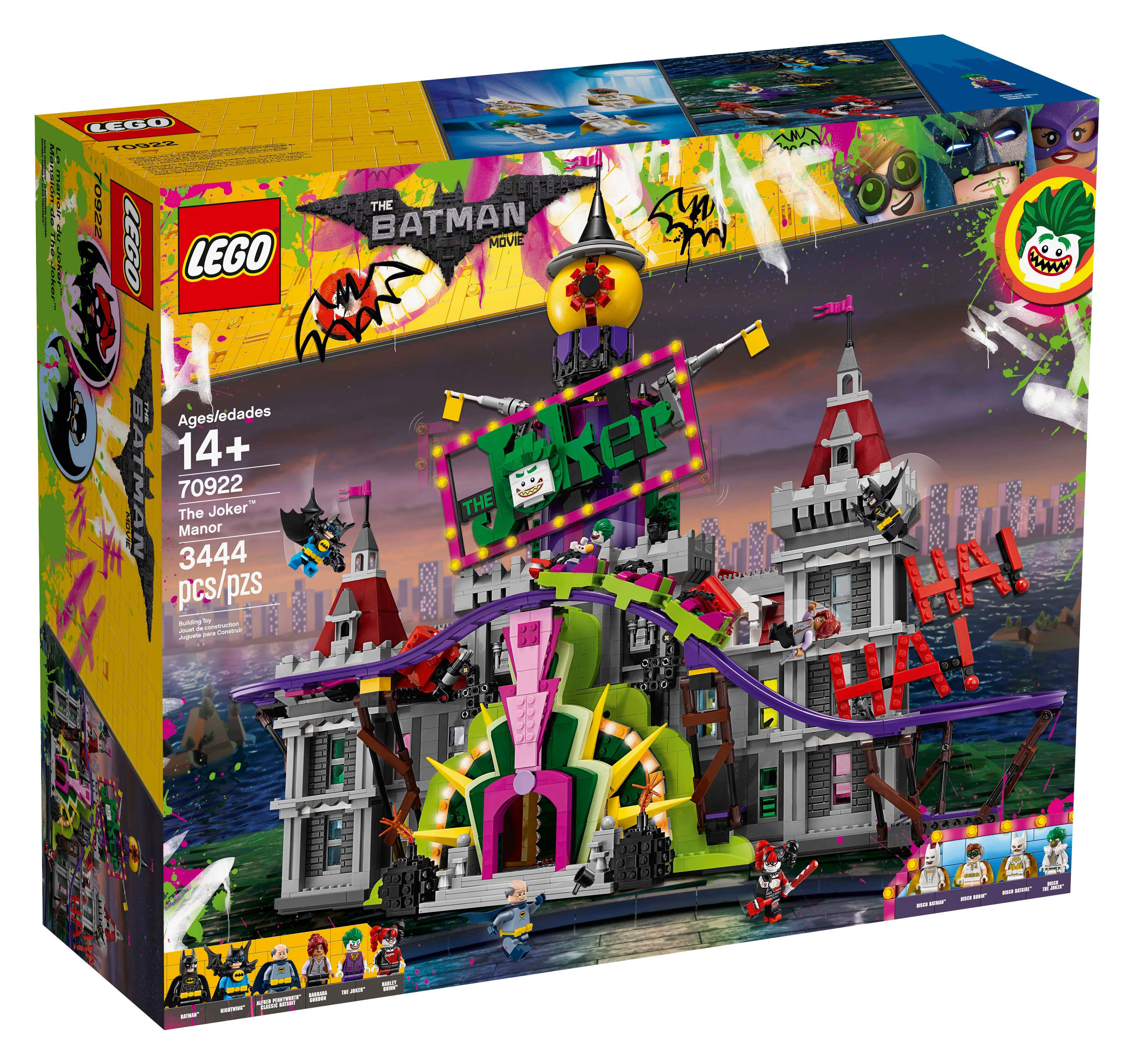 The Joker Batman RevealedCollider Movie Set For Lego Manor 4jLRq3A5