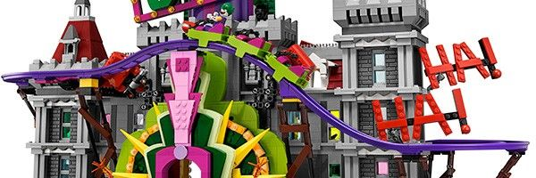 21c1e6cf5c39 The LEGO Batman Movie Set for The Joker Manor Revealed