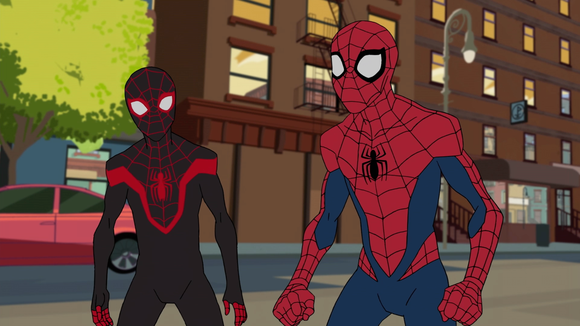 Marvel's Spider-Man: Nadji Jeter Brings Miles Morales to Life ...