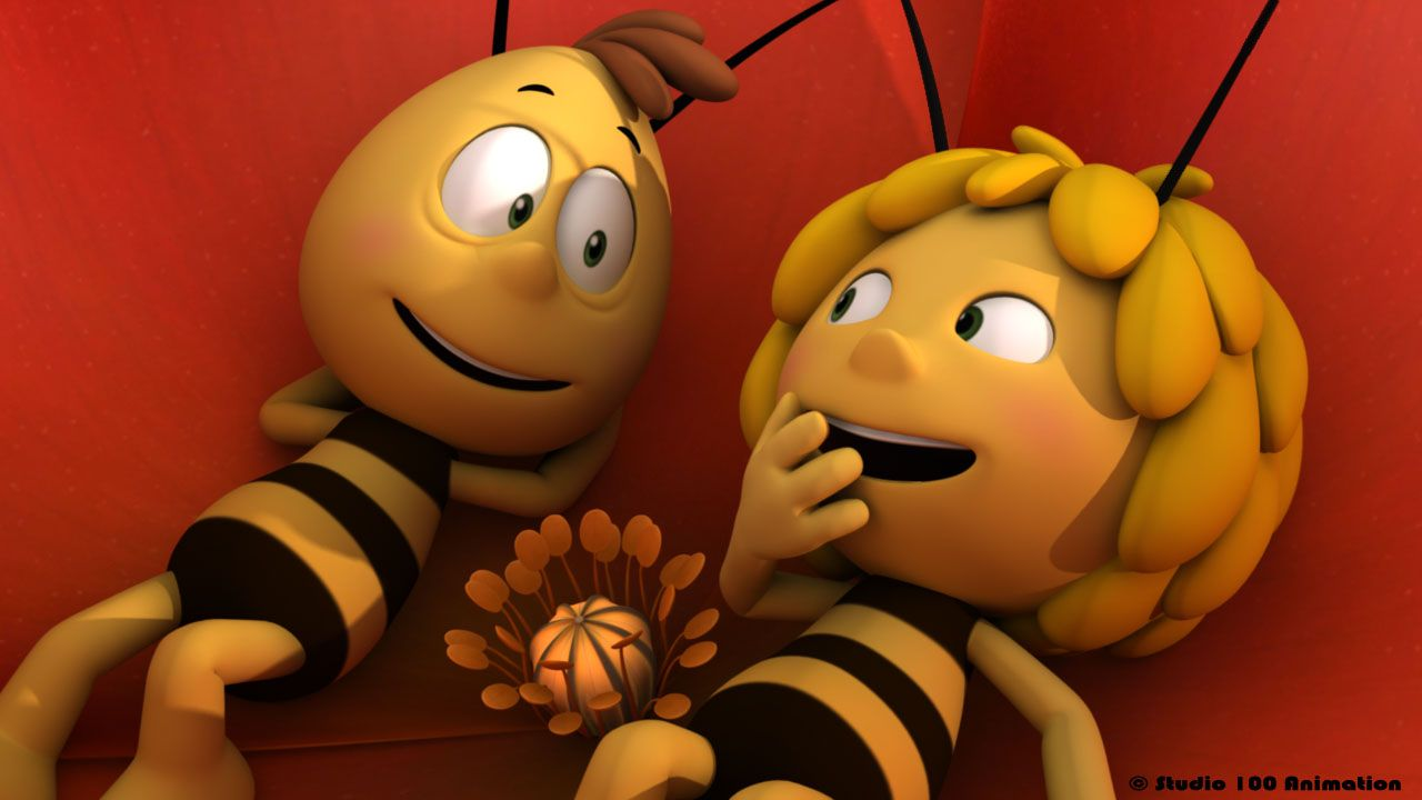 Animated Penis Pics maya the bee episode pulled due to cartoon penis | collider