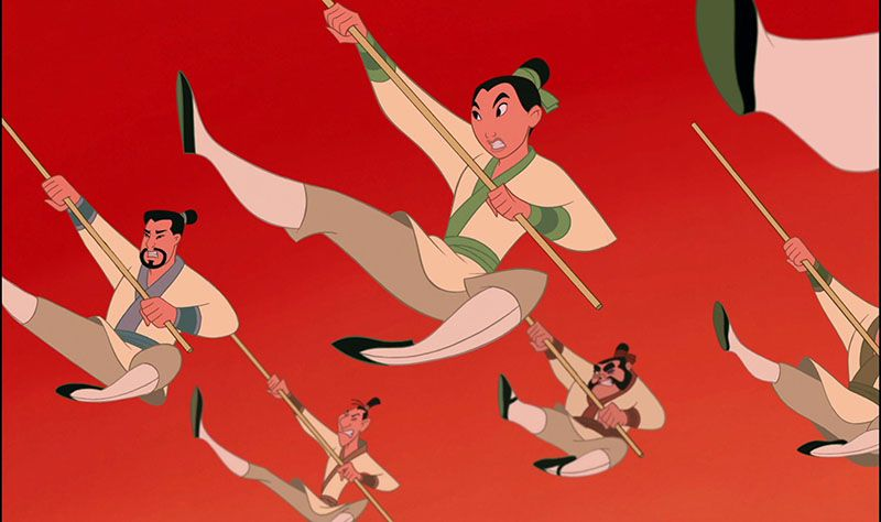 Mulan Biggest Differences Between The Animated And Live Action Movies Collider