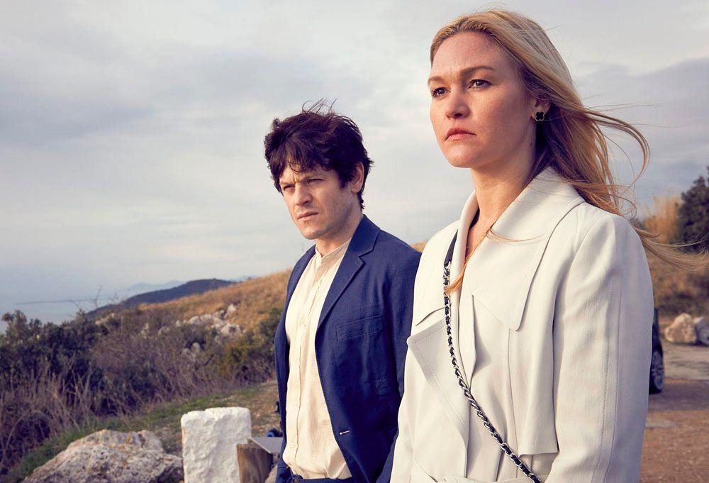 Julia Stiles On Riviera Sundance Now S New Thriller Series