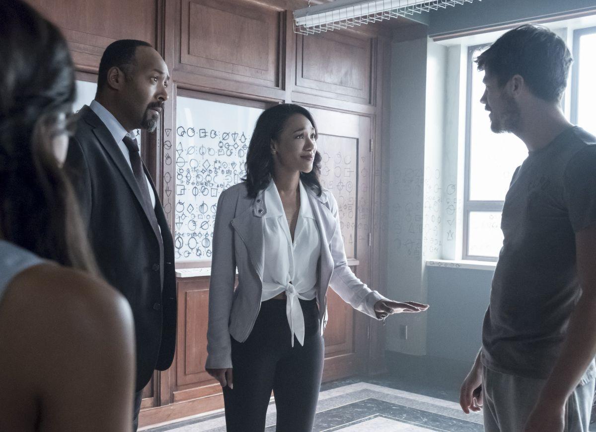 The Flash Season 4 Episode 1 Recap: