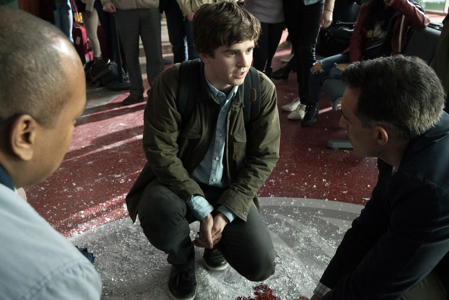 the good doctor - photo #24