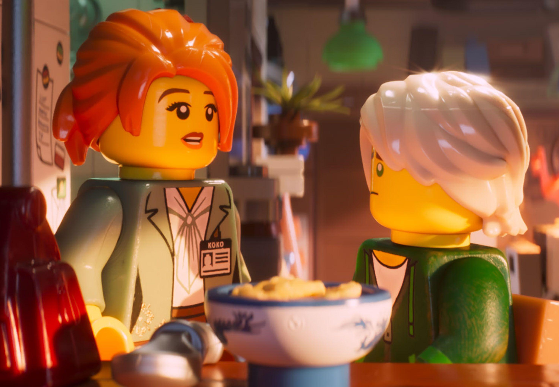 Olivia Munn on LEGO Ninjago Movie & X-Men: Dark Phoenix