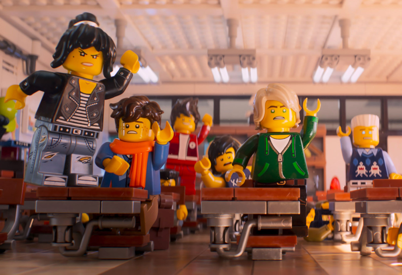 LEGO Ninjago Movie Producers on the LEGO Universe | Collider
