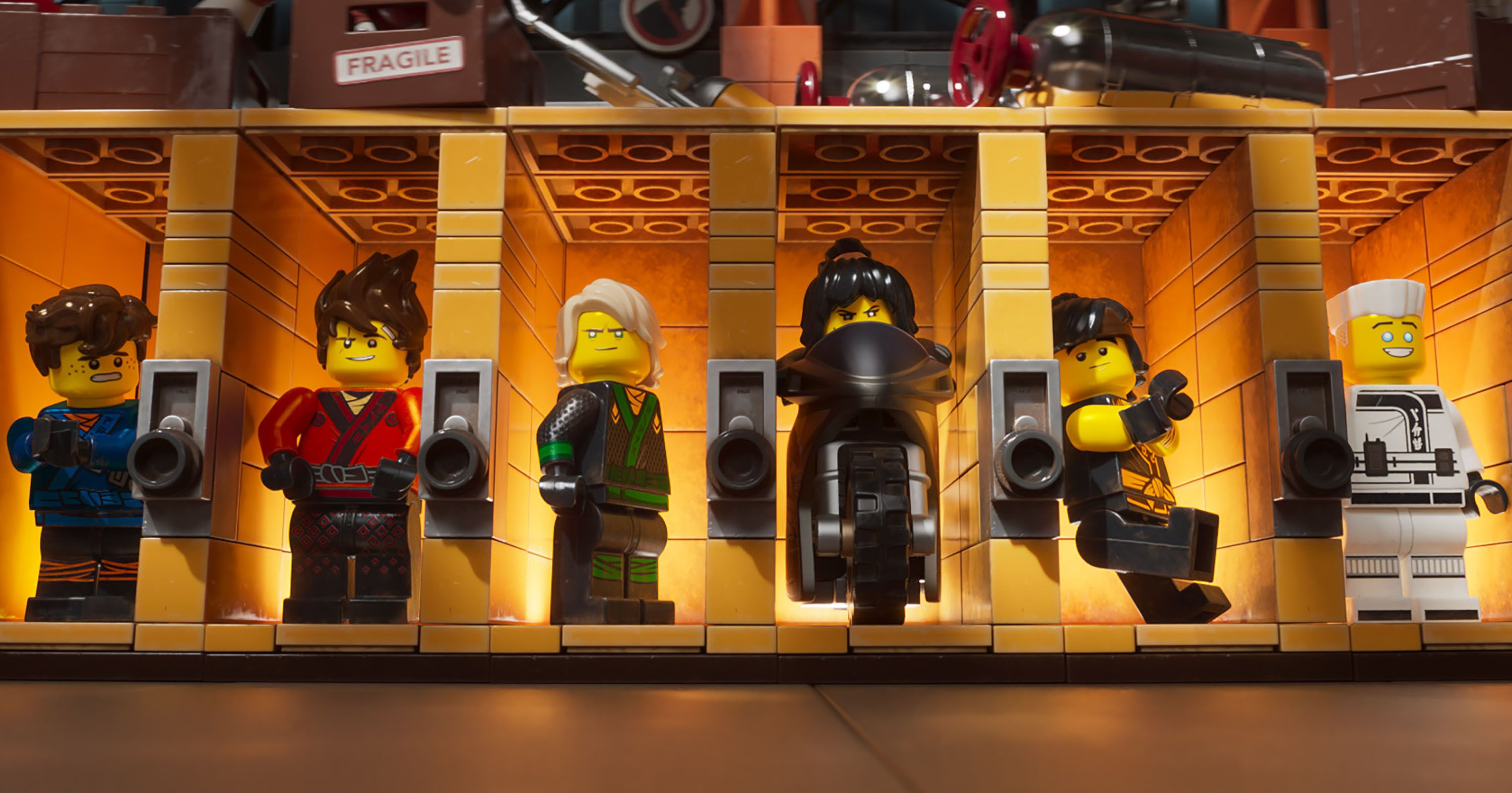 LEGO Ninjago Movie Producers on the LEGO Universe | Collider