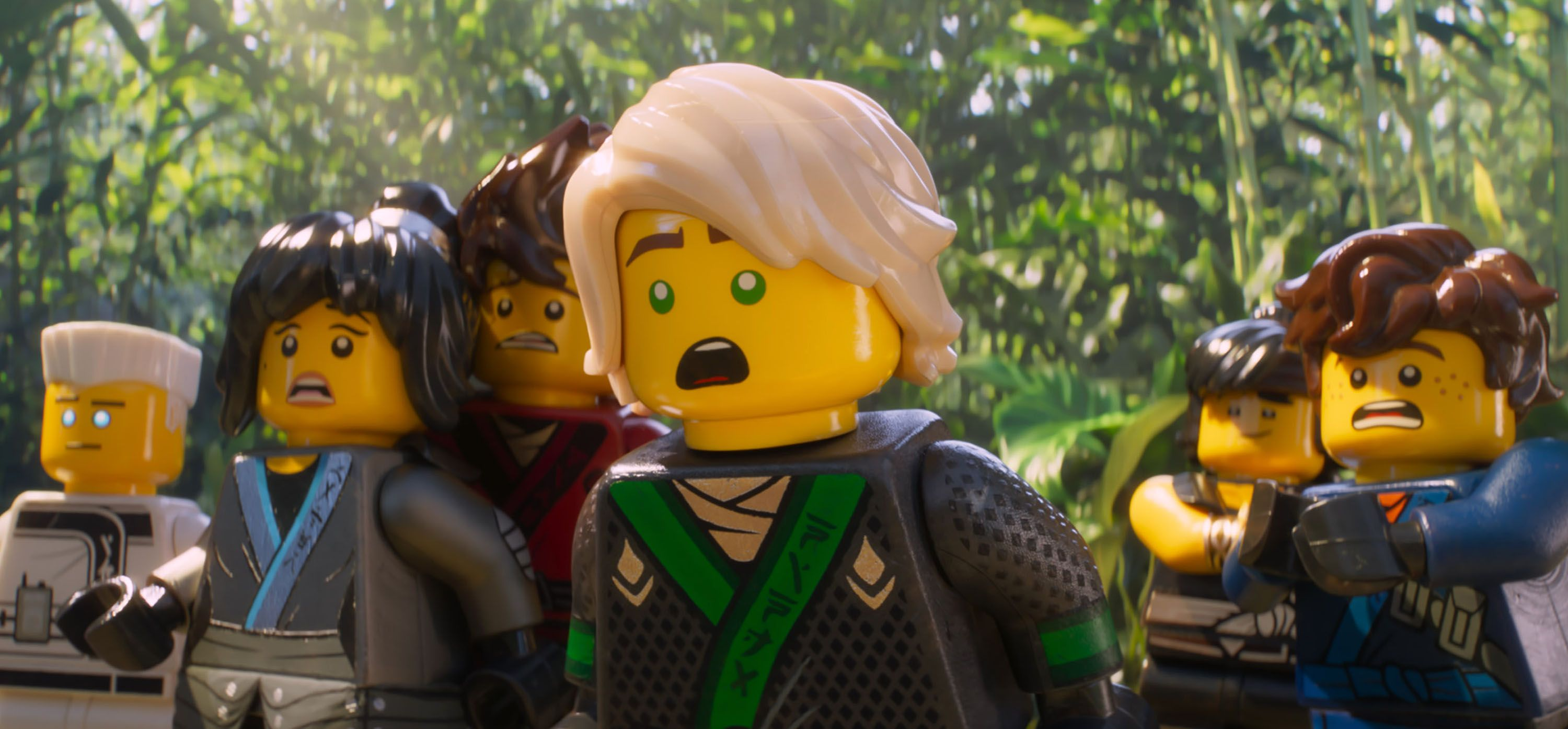 Lego Ninjago Movie Producers On The Lego Universe Collider