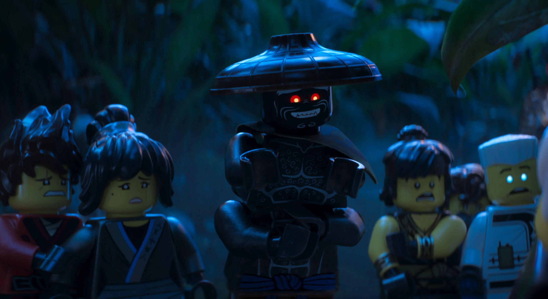 Lego Ninjago Movie Producers On The Lego Universe Collider