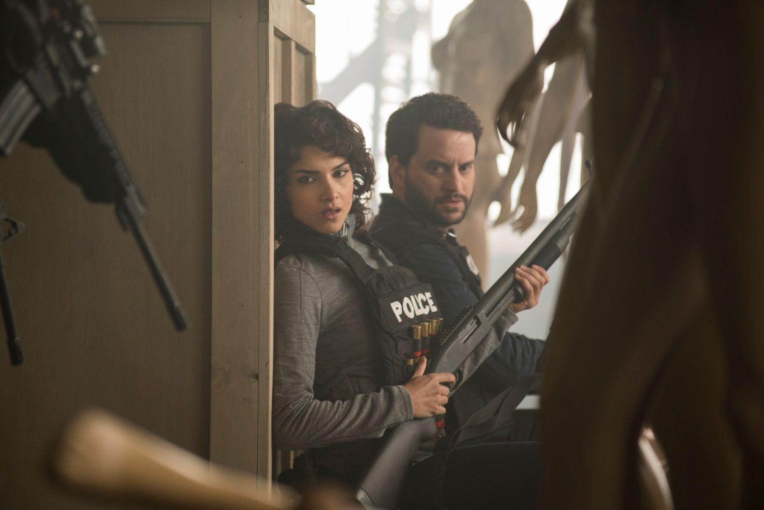 Amber Rose Sextaoe the punisher star amber rose revah on creating dinah madani