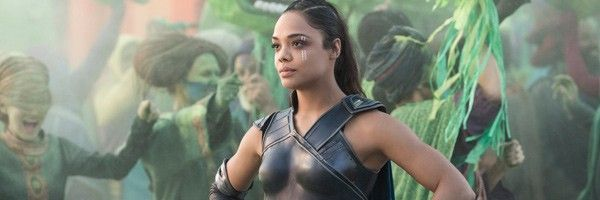 Thor: Ragnarok: A Cut Scene Confirmed Valkyrie as Bisexual | Collider