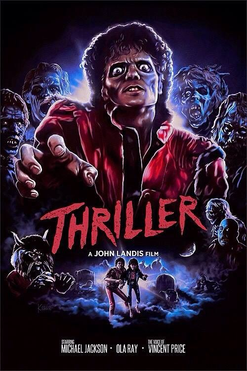 what does thriller mean