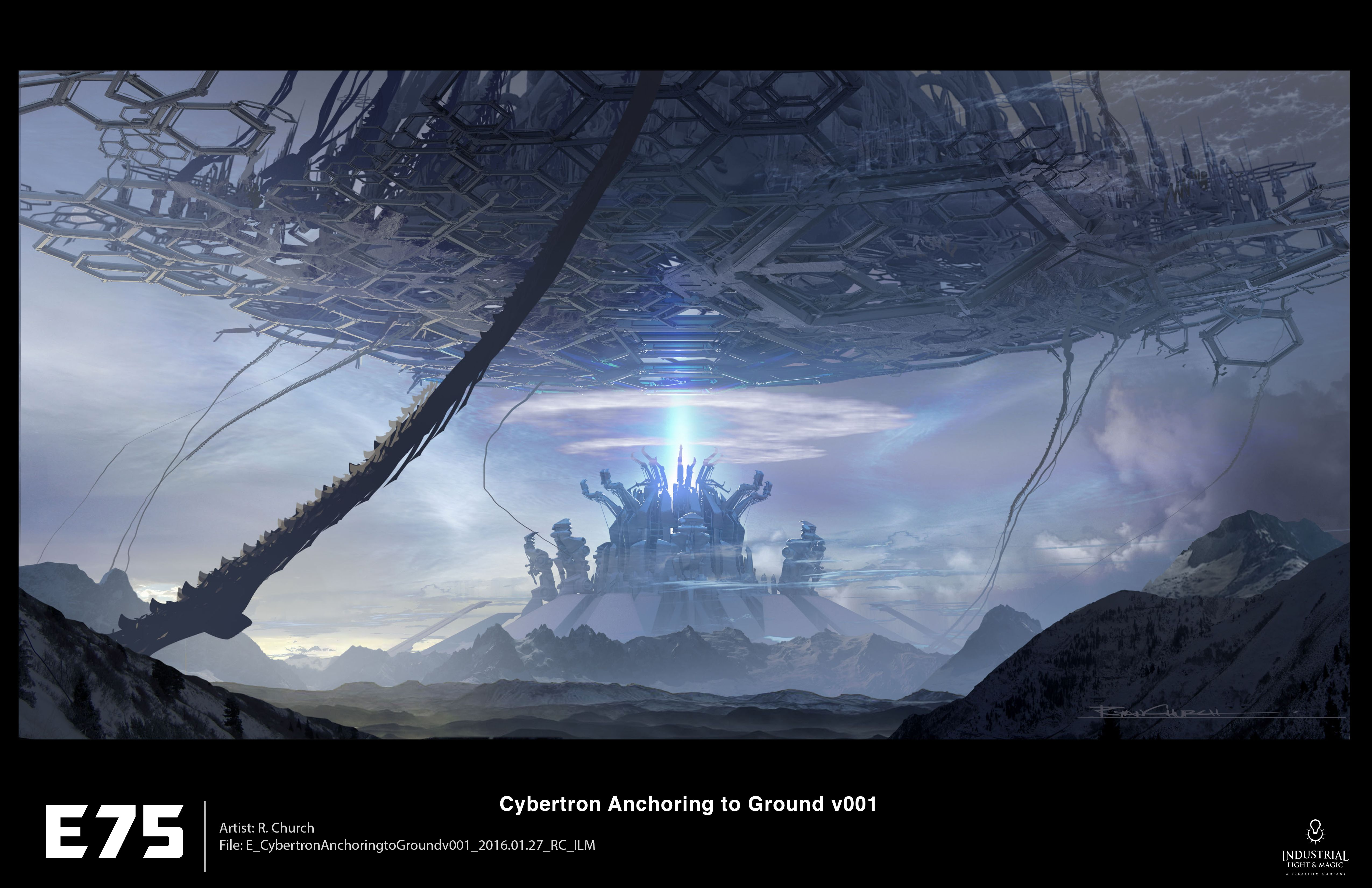 Transformers 5 Concept Art Images Ancient History Revealed