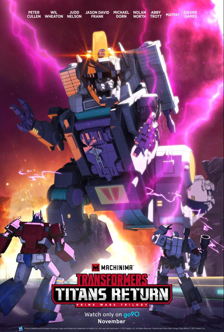 Transformers fan dating
