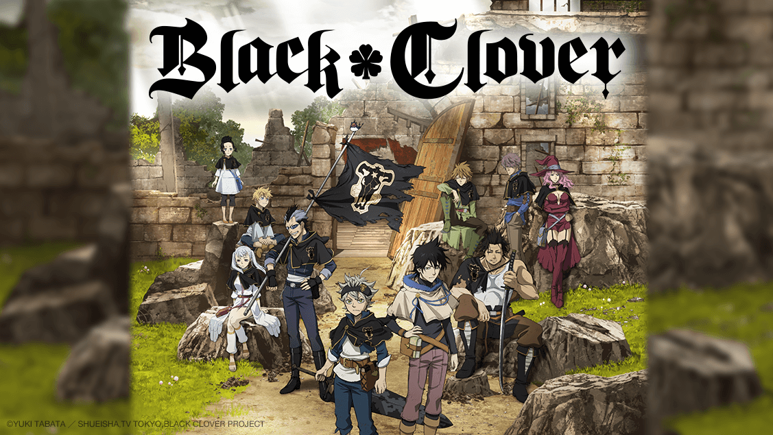 crunchyroll fall 2017 schedule black clover food wars