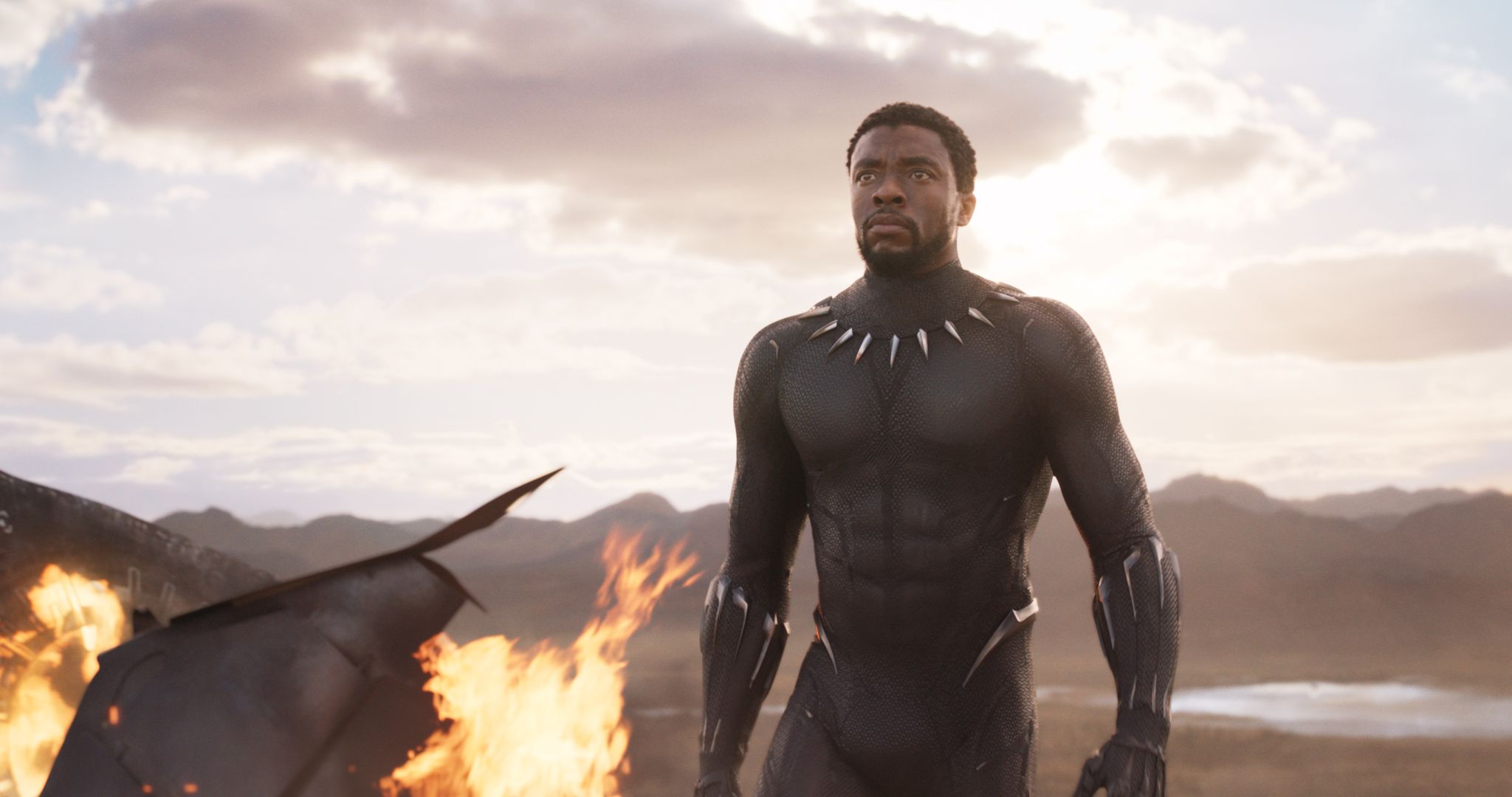 Black Panther Movie Review  Common Sense Media