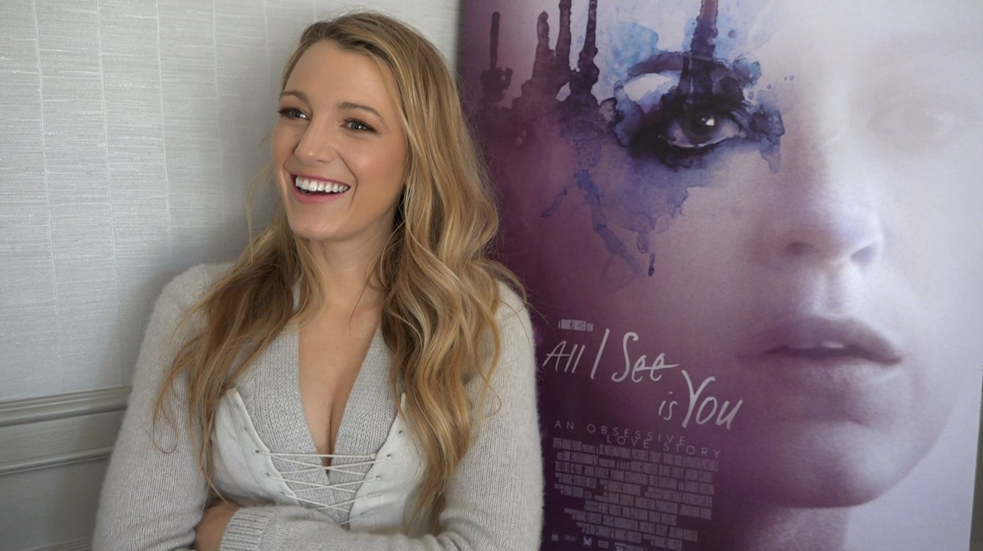 Blake Lively On All I See Is You And Paul Feig S A Simple