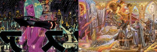 bottleneck-gallery-nycc-2017-blade-runner-2049-lotr-posters