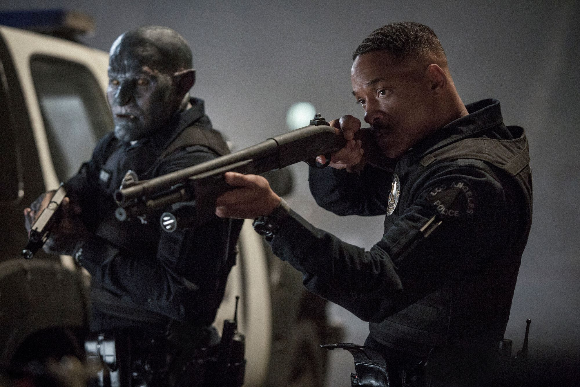 Netflix eyes living-room blockbuster with 'Bright'