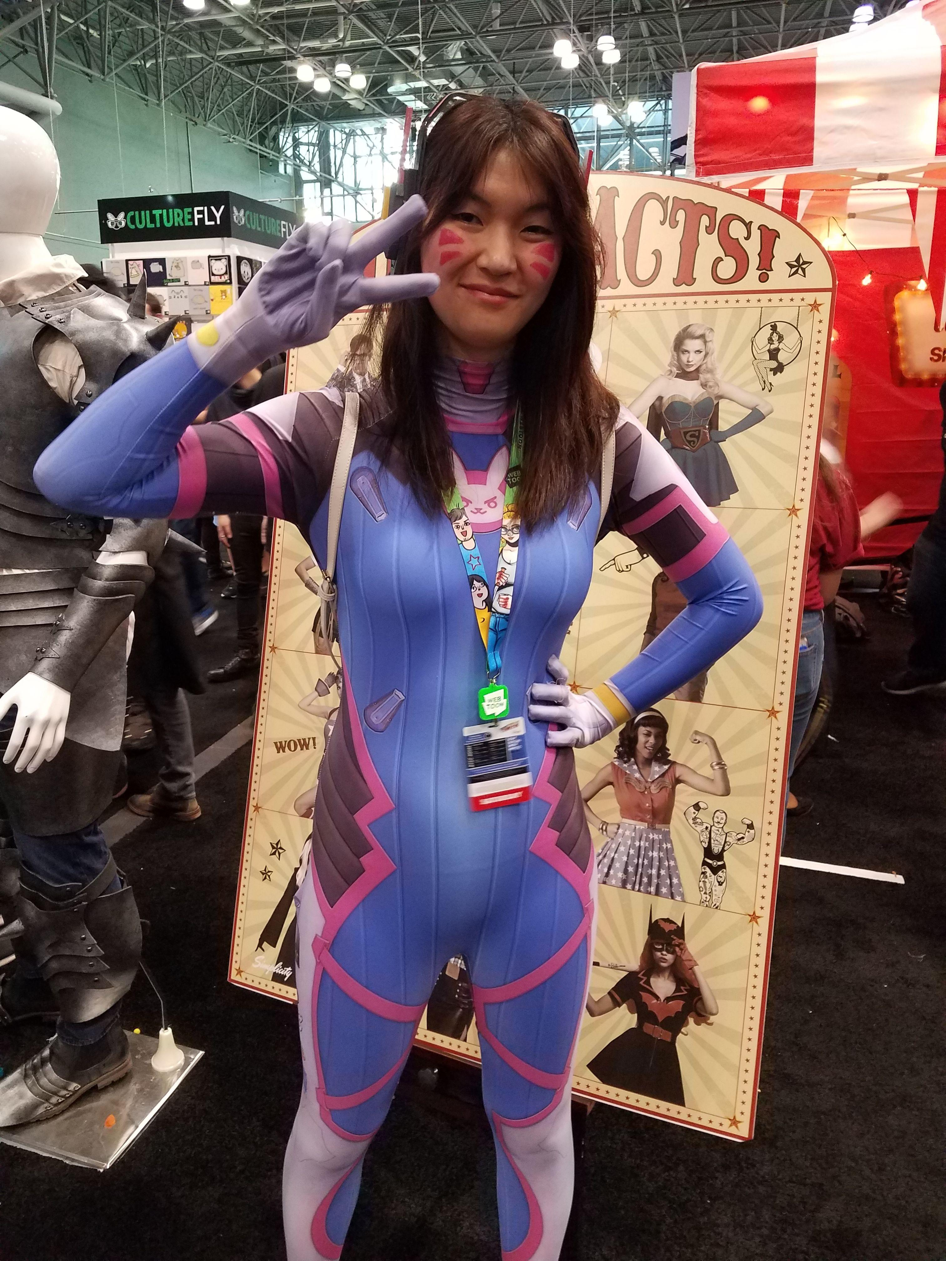 NYCC 2017 Cosplay Images: Superman, Batman, Wonder Woman ...