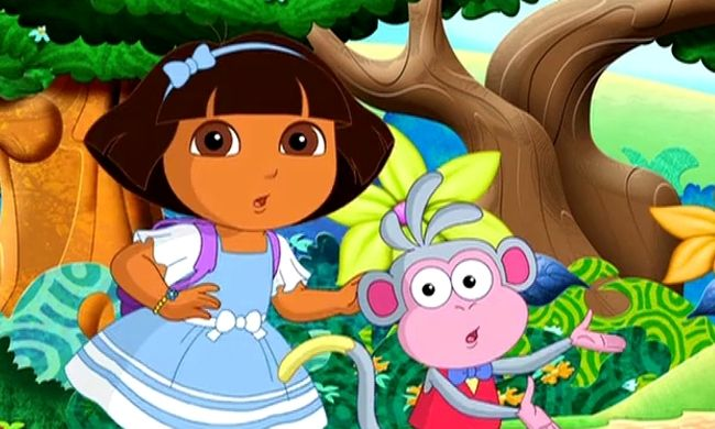 Dora The Explorer Movie in the Works with Michael Bay | Collider