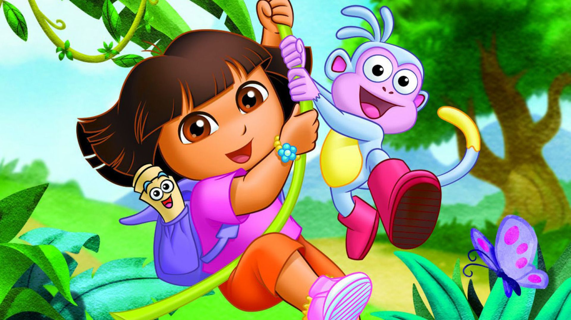 Uncategorized Dora Pictures dora the explorer movie in works with michael bay collider