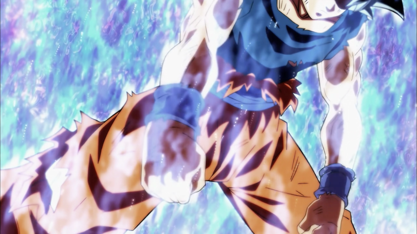 Dragon Ball Super Reveals Goku's New Form, Ultra Instinct