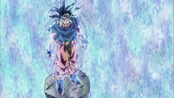 Dragon Ball Super Reveals Goku's New Form, Ultra Instinct