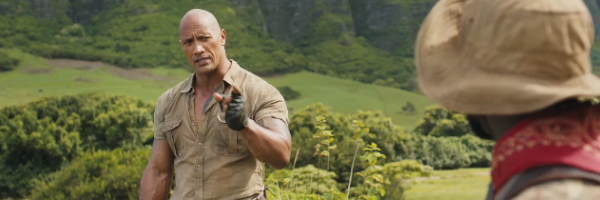 jumanji-sequel-dwayne-johnson-oscars-host