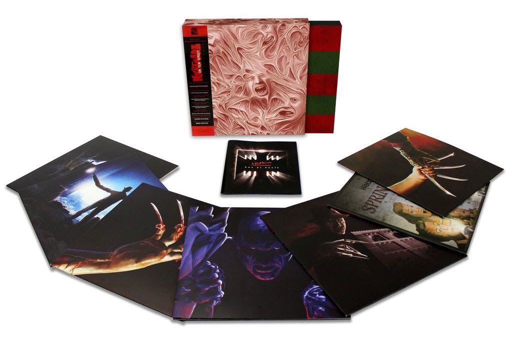Mondo S Nightmare On Elm Street Posters Amp Lp Set Are