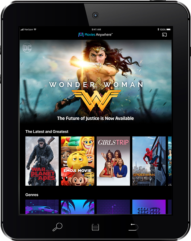 Movies Anywhere App Wants To Combine Your Digital