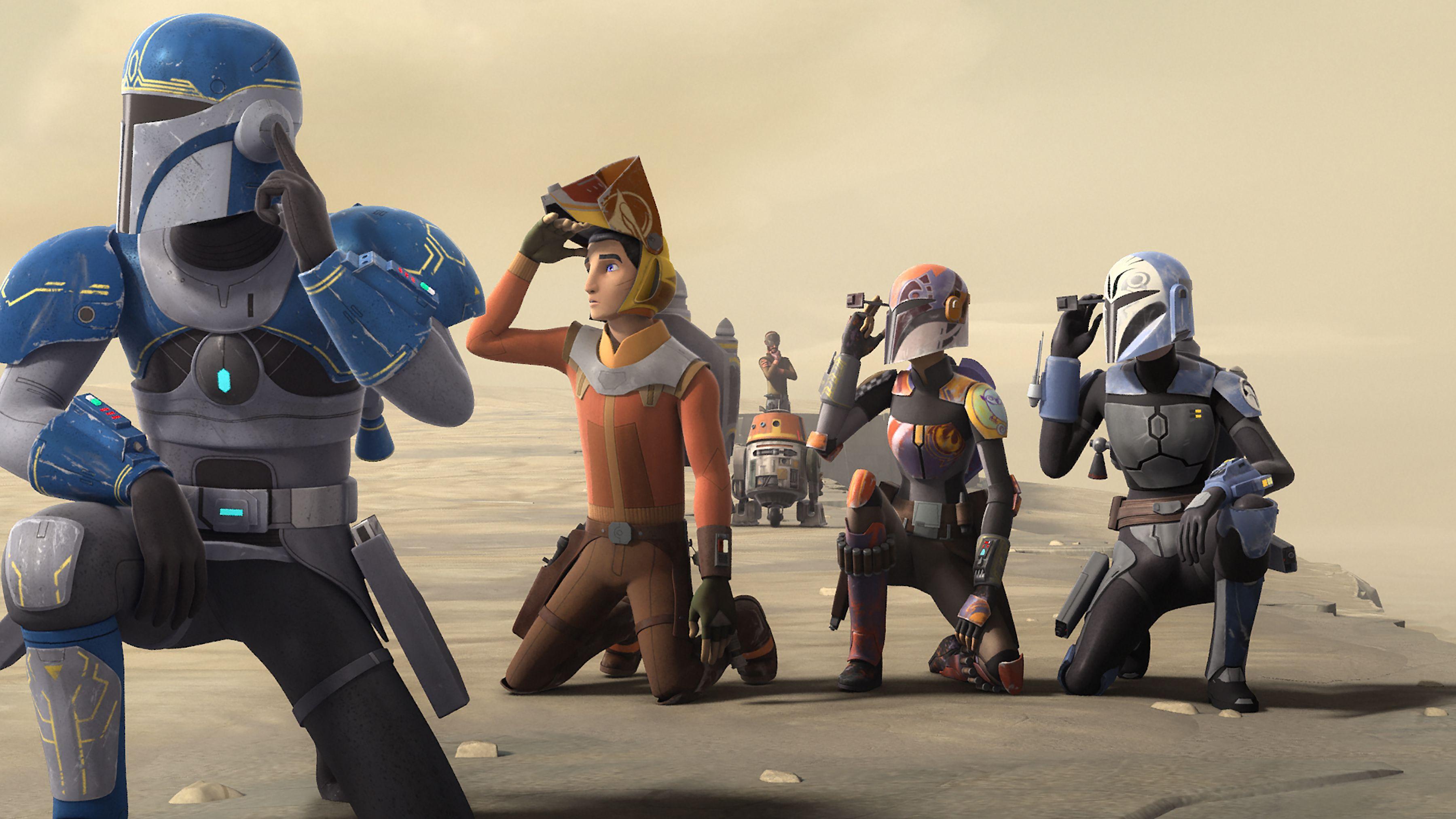 Star Wars Rebels Staffel 4 Folge 10