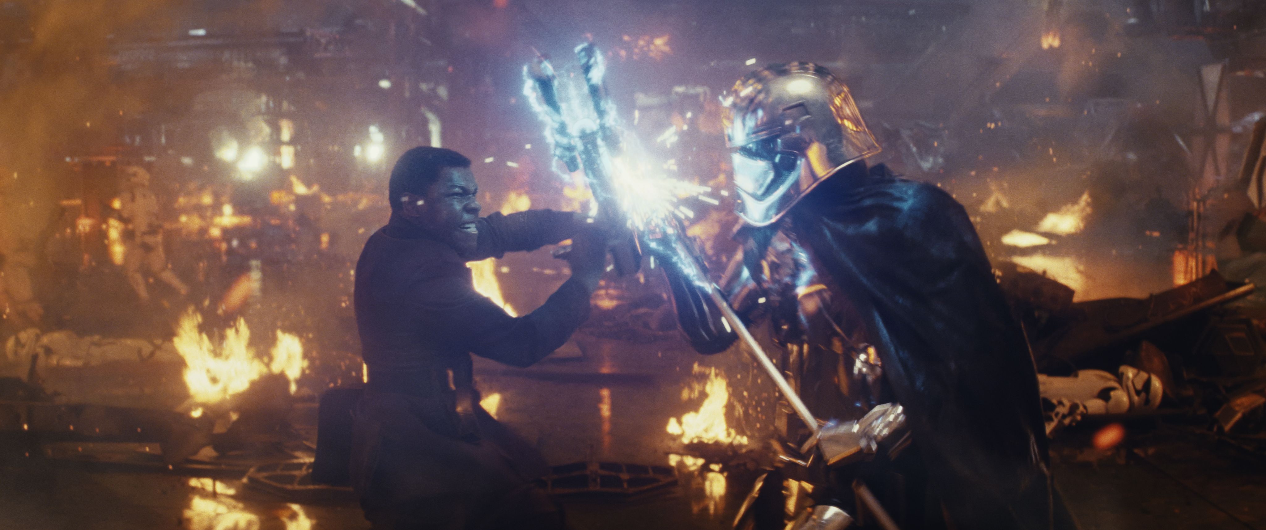Movie Talk: New Star Wars: The Last Jedi Trailer Debuts ... - photo#11