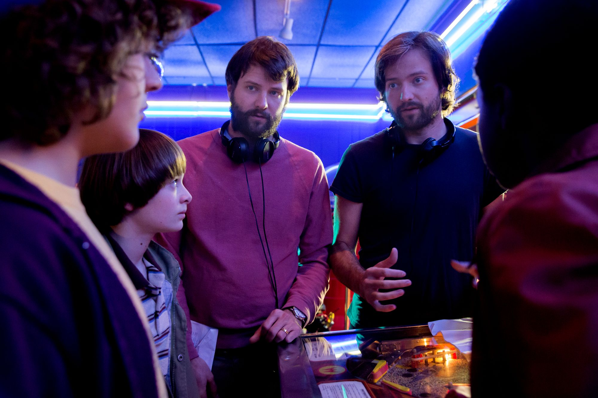 stranger things season 2 duffer brothers - Unique: No, the Duffer Brothers Are Not Leaving 'Stranger Things' After Season 3