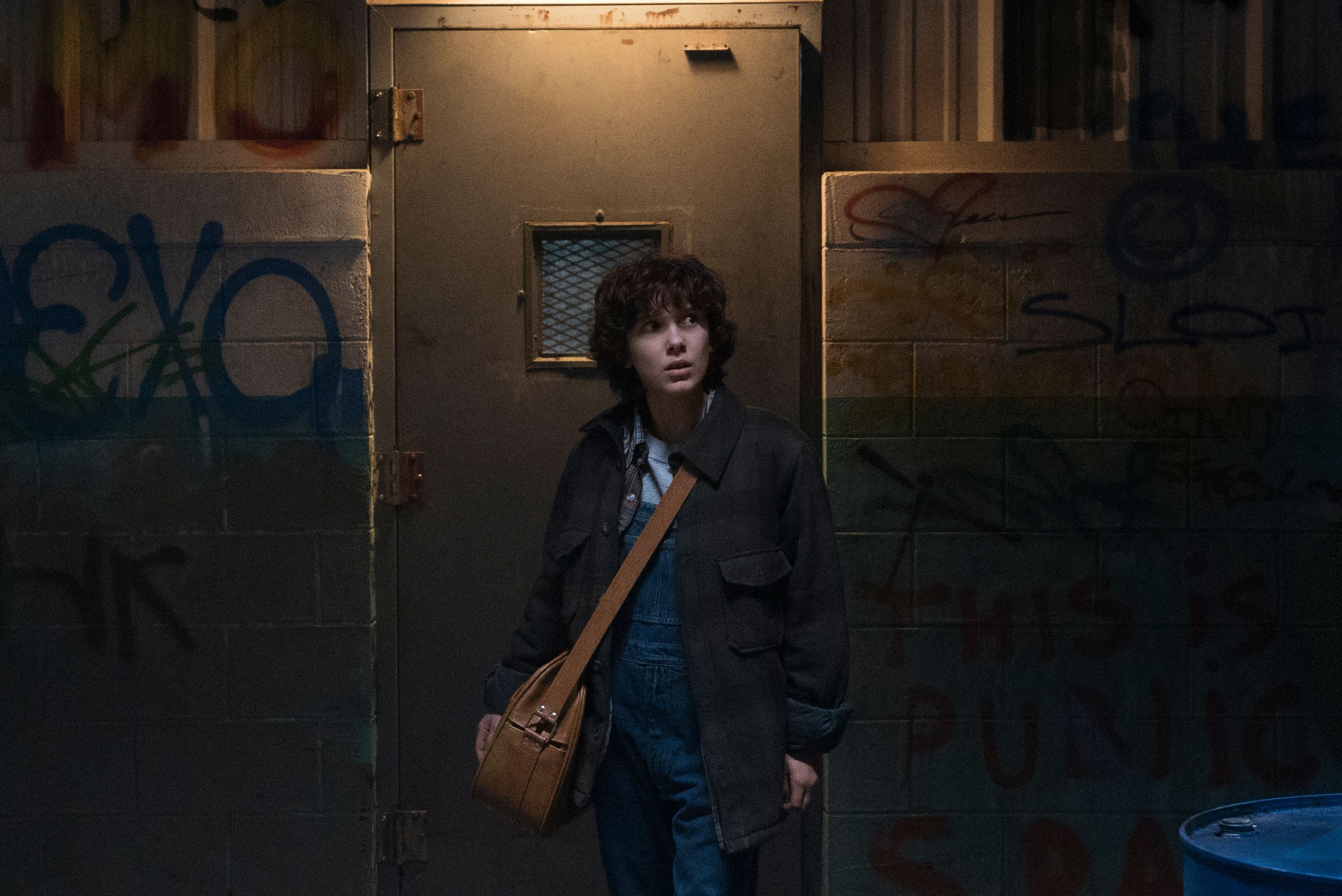 Stranger things season 2 clip eleven escapes the upside for Season 2 terrace house