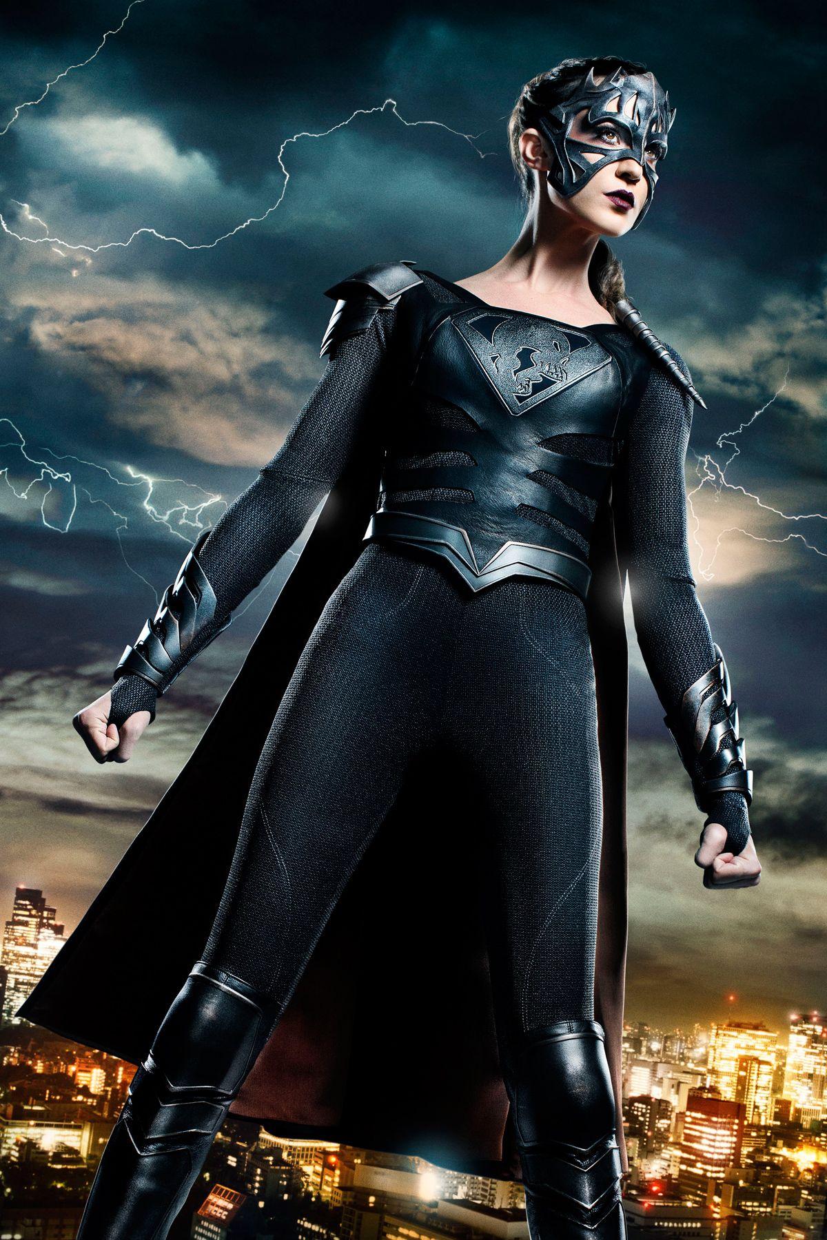 Supergirl Season 3 Villain Reign Costume Revealed | Collider